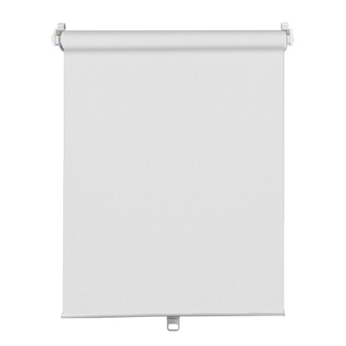 Lamelles verticales tamisant Blanc imprimé Jungle