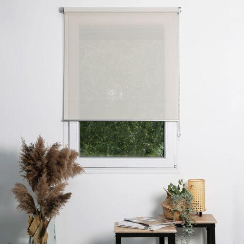 U15: Supports auto-serrants blanc avec joint d'isolation